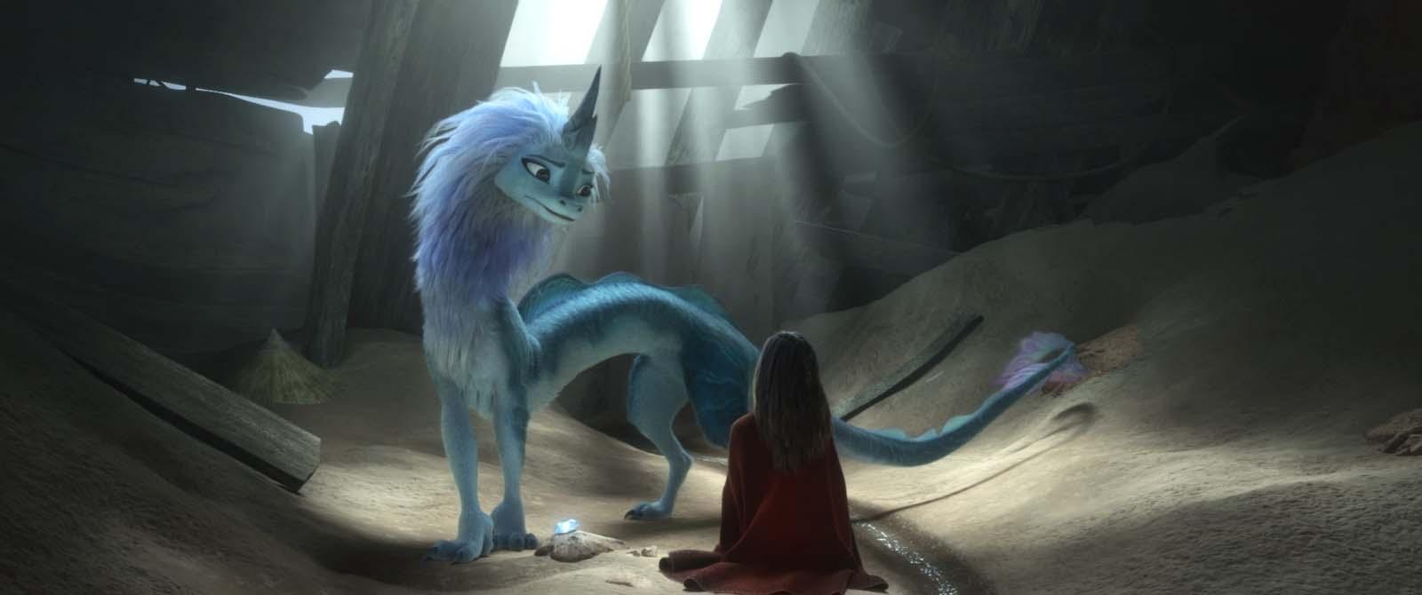 Image du film Raya et le dernier Dragon