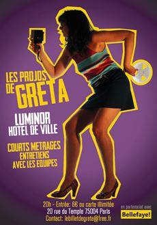 Les Projos de Greta : The Big Drive