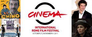 Festival international de Rome 2011: le palmarès!