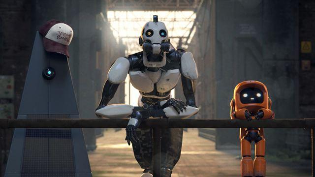 """Résultat de recherche d'images pour """"Love, Death + Robots episodes"""""""