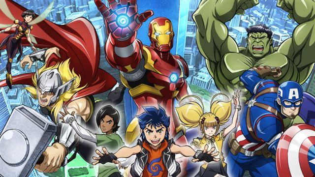 Marvel Futurs Avengers Sur Disney C Est Quoi Cette Serie Animee Sur Des Apprentis Super Heros News Series A La Tv Allocine