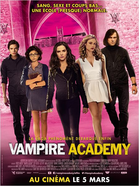 Vampire Academy ddl