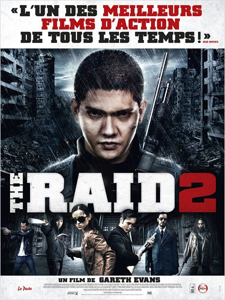 The Raid 2 [VOSTFR] dvdrip