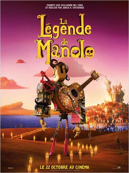 La Légende de Manolo ddl
