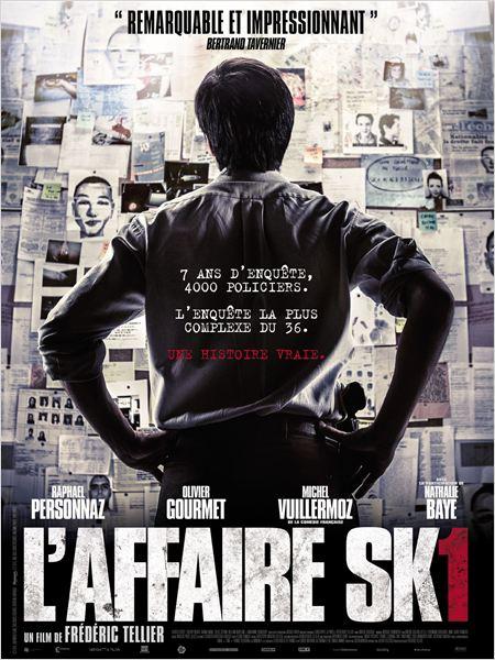 L' Affaire SK1 : Affiche