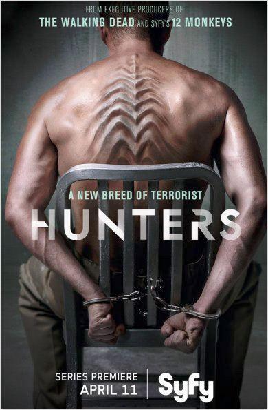 Hunters S01E01 HDTV VO