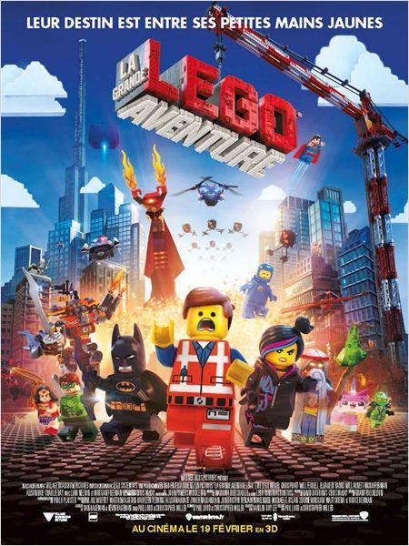 La Grande Aventure Lego ddl