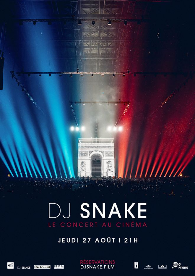 DJ Snake - Le concert au cinéma